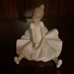 Nao figurine.